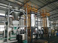 然气管道PE原料除湿干燥系统